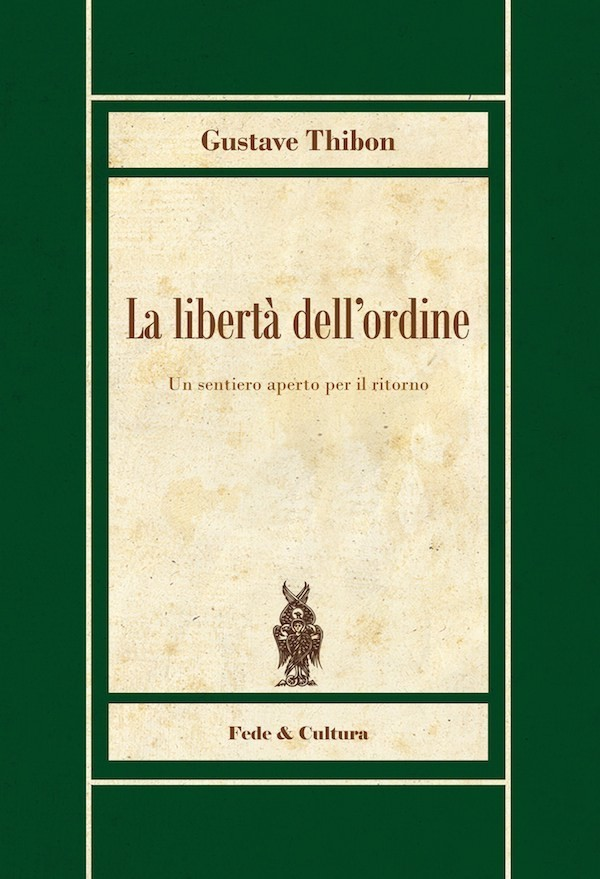 La libertà dell'ordine_eBook