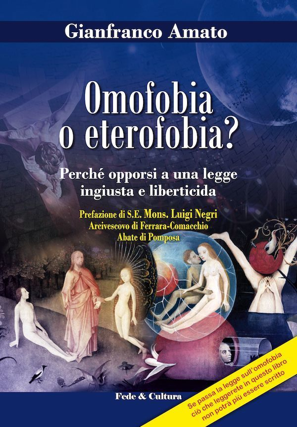 Omofobia o eterofobia?_eBook