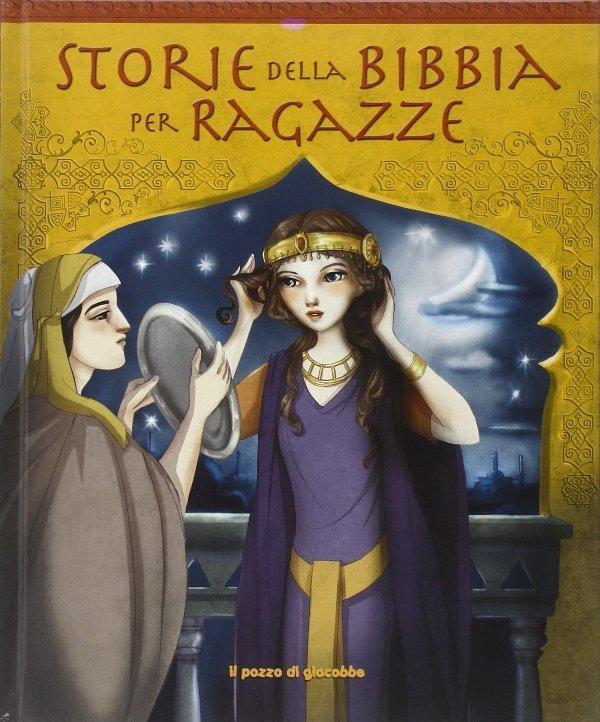 Storie della Bibbia per ragazze