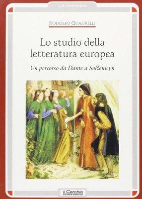 Lo studio della letteratura europea