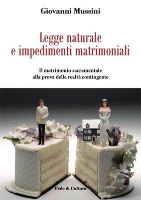 Legge naturale e impedimenti matrimoniali