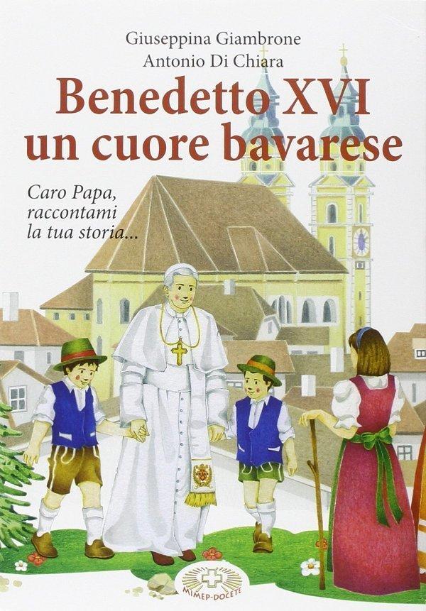 Benedetto XVI un cuore bavarese
