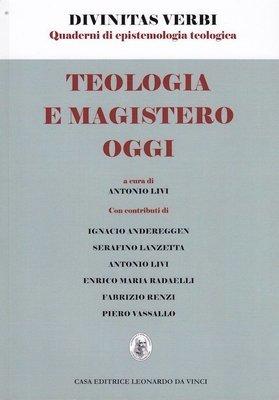 Teologia e magistero oggi