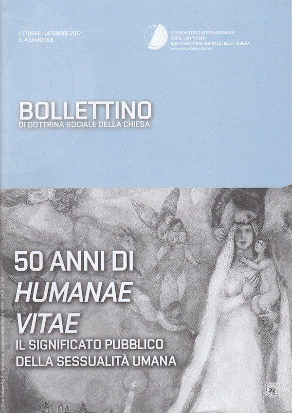 50 anni di Humanae vitae