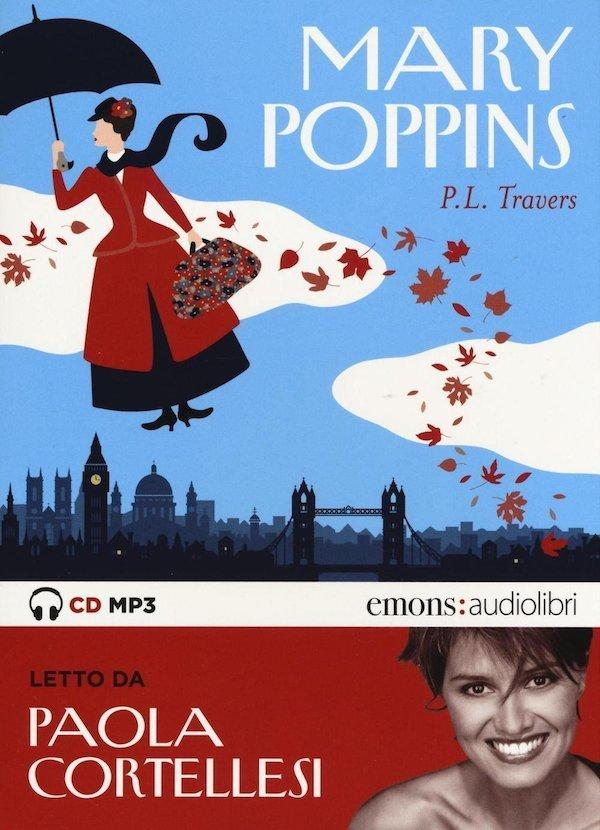 Mary Poppins letto da Paola Cortellesi