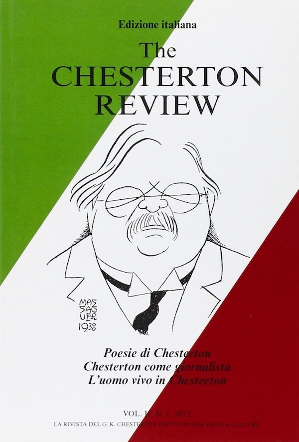 The Chesterton review: 2