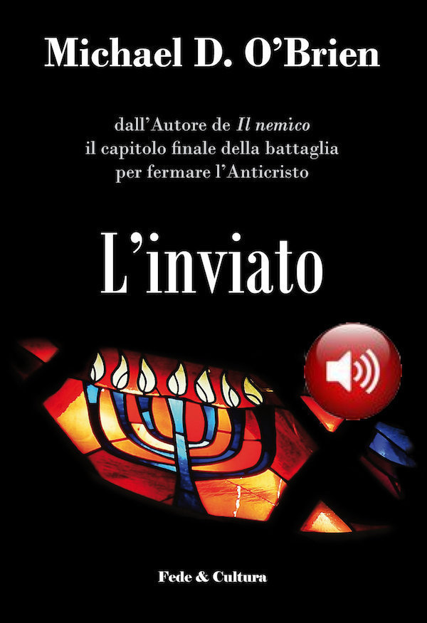 L'inviato Audio libro