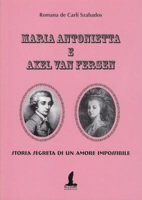 Maria Antonietta e Axel Van Fersen
