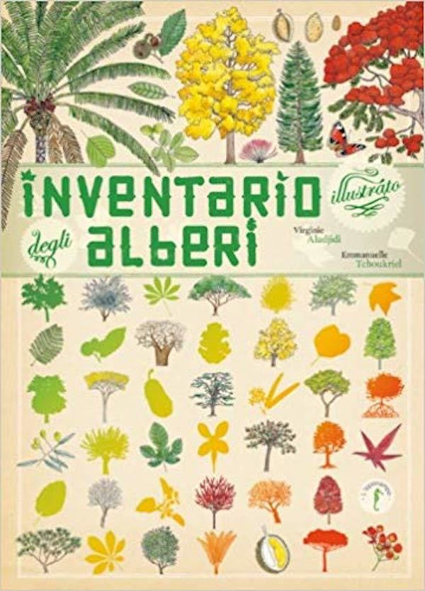 Inventario degli alberi illustrato