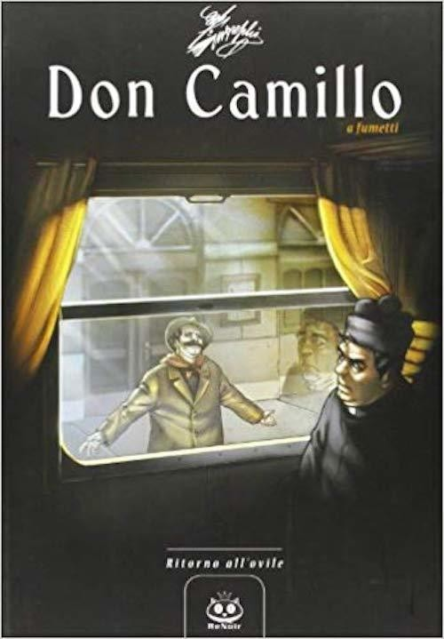 Ritorno all'ovile.Don Camillo a fumetti. Vol.2