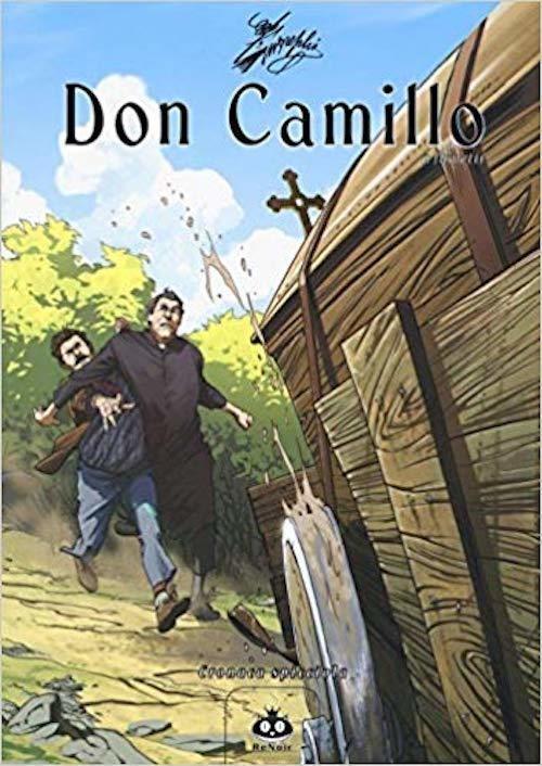 Cronaca spicciola . Don Camillo a fumetti. Vol.12