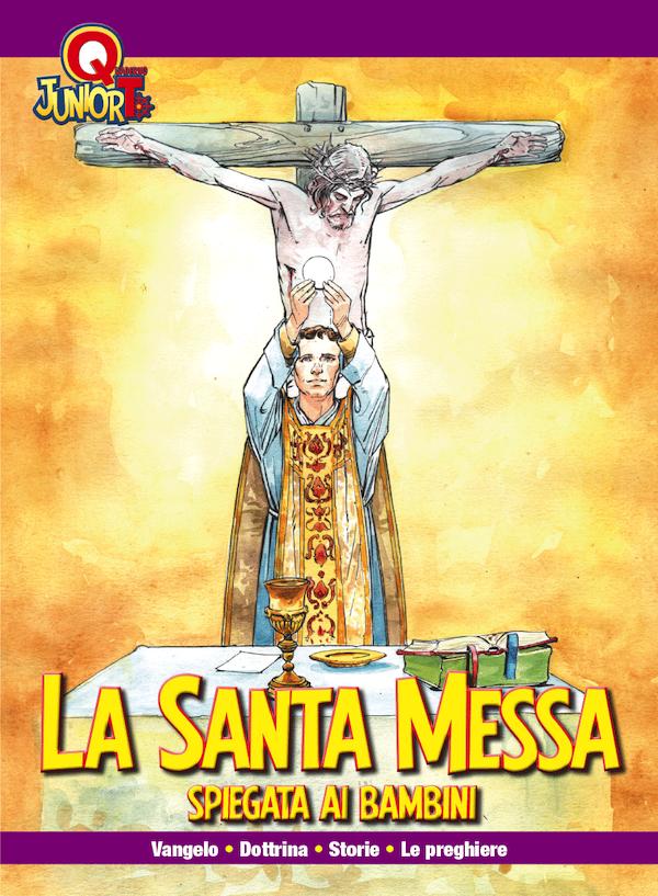 La Santa Messa spiegata ai bambini