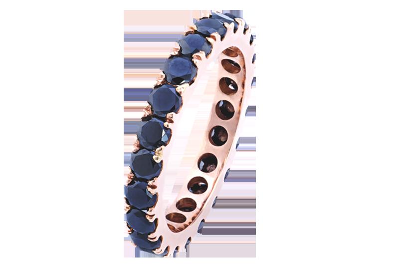 Rings Custom handmade jewellery South Africa 18k red rose gold