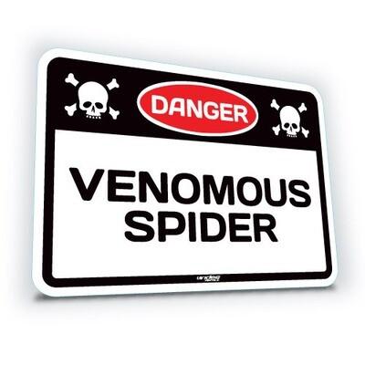 Venomous Spider