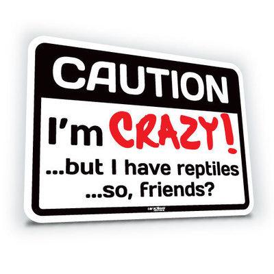 I'm Crazy!...
