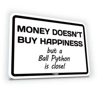 Money Doesn't Buy Happiness...