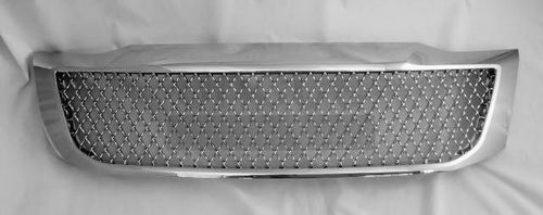 Chrome Bentley Style Grille for Hilux 11-14 00041