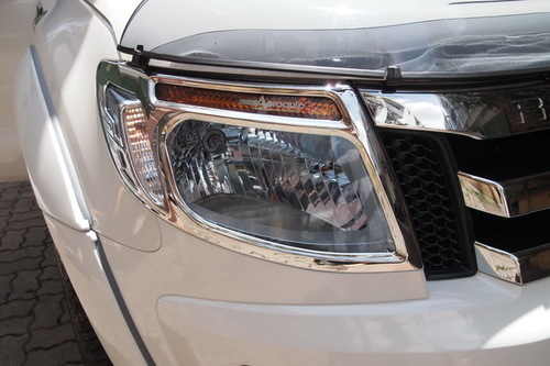 Ford Ranger Head Light Chrome Garnish
