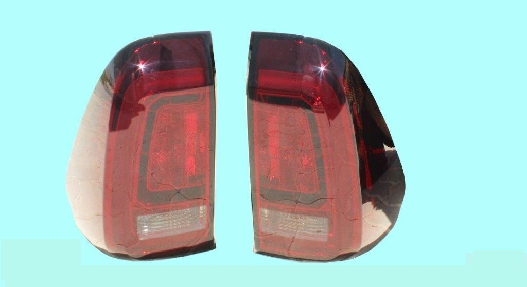 2015+ Toyota Hilux Revo Tail lights pair 0000078