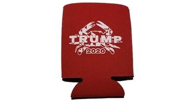 Maryland for Trump 2020 Crab Koozie
