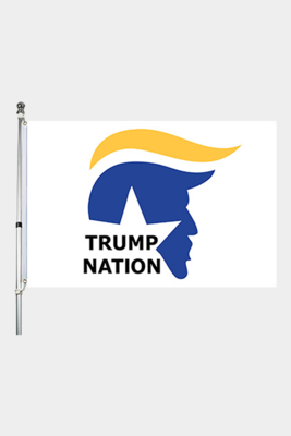 Trump Nation 2' x 3' Flag