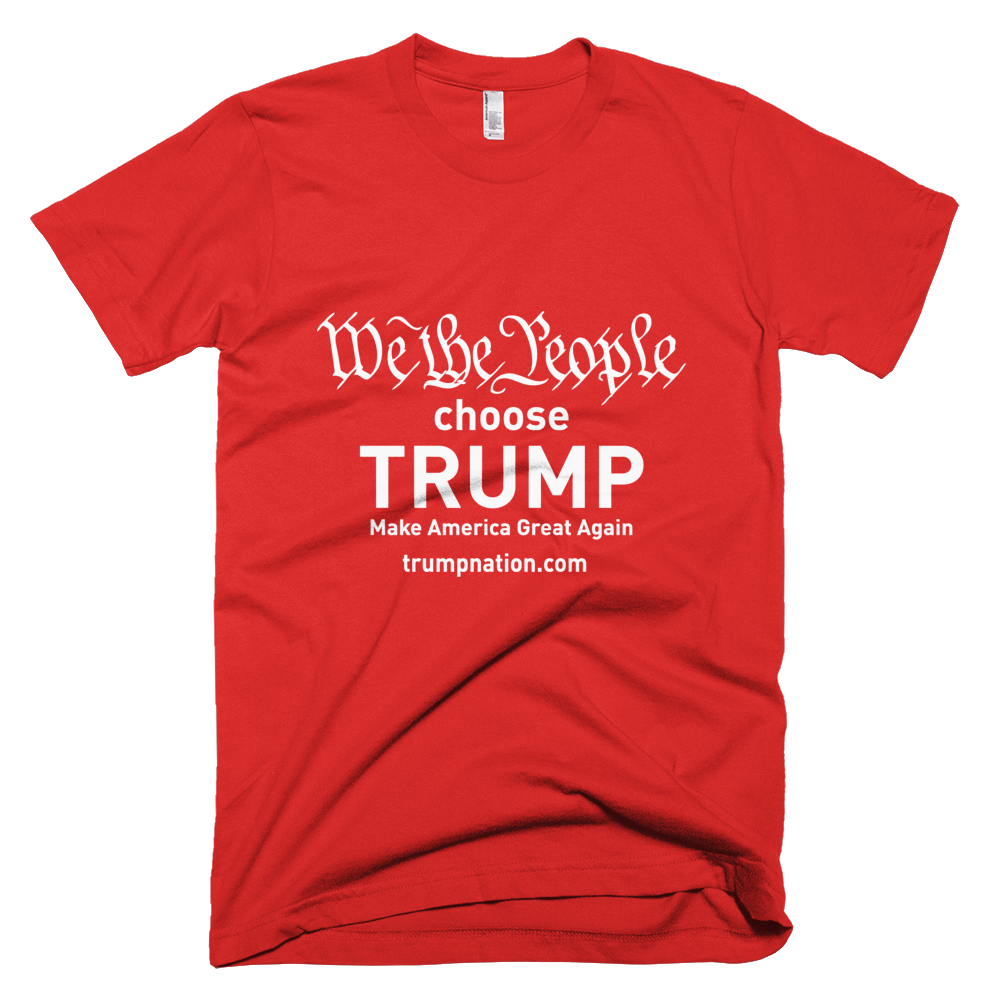We The People - All American T-Shirt