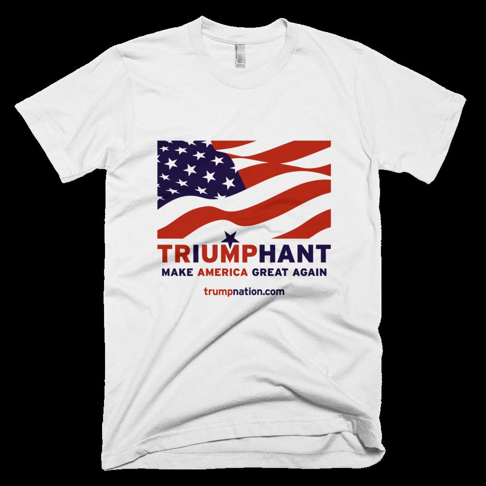 TRiUMPhant Flag - All American T-Shirt