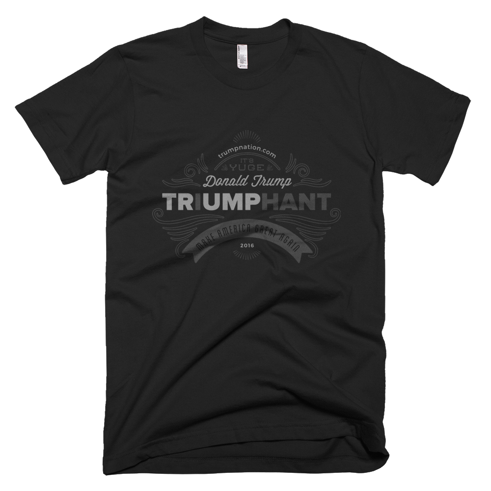 TRiUMPhant - All American T-shirt