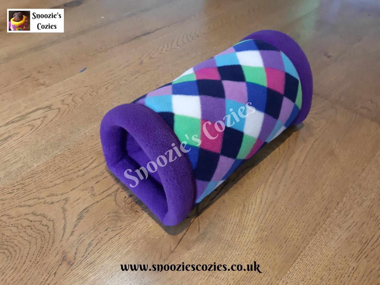 SNOOZIE TUNNEL - Purple Elmer/Purple