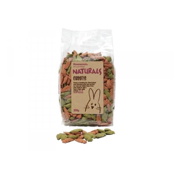 Rosewood Naturals Carrotys - 200g