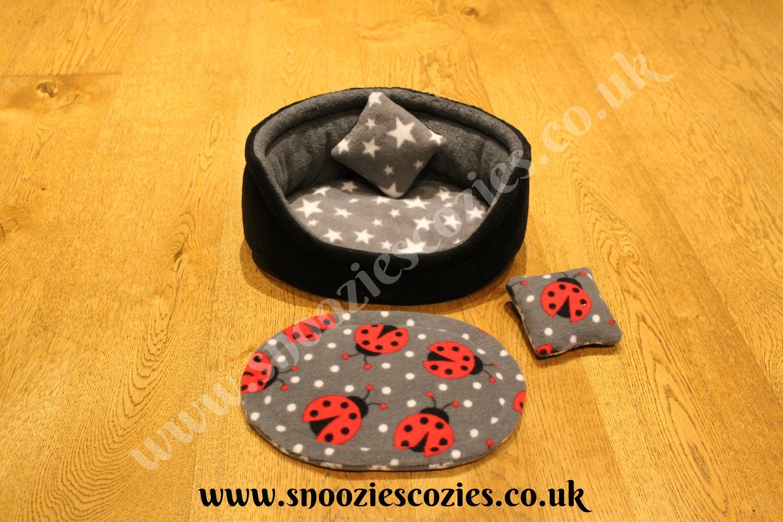 Three Way Snoozie Nest Custom Order