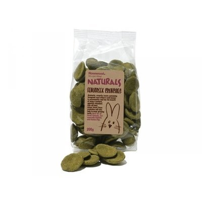 Rosewood Naturals Fenugreek Crunchies - 200g