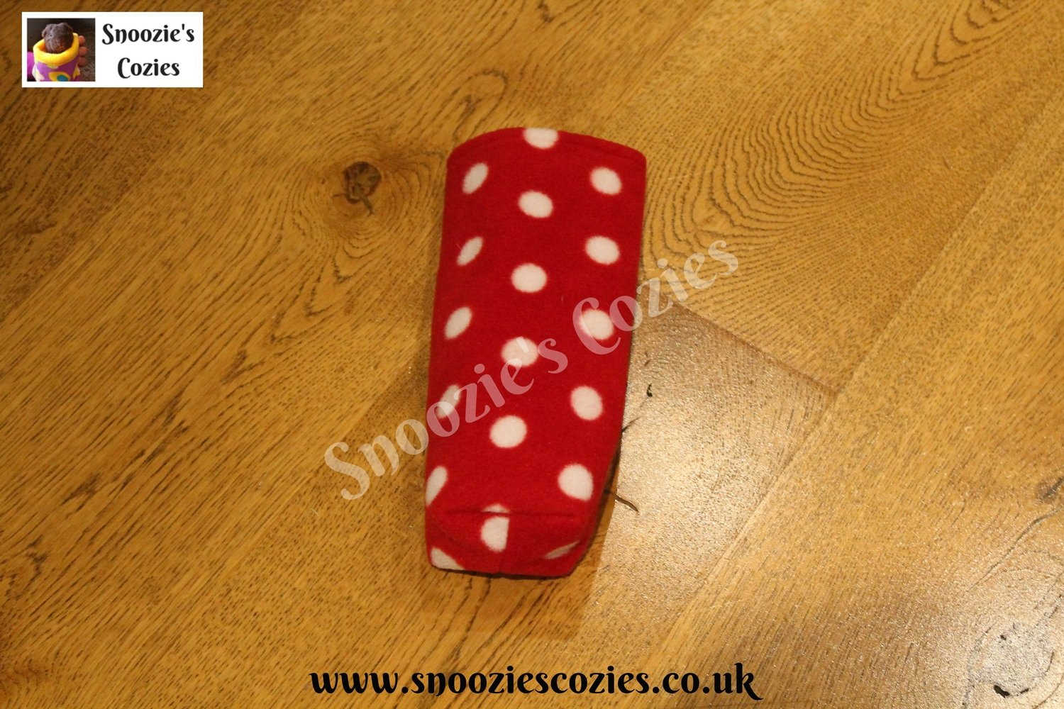 WATERPROOF FROZEN BOTTLE COVER Custom Order (FREE UK P&P)
