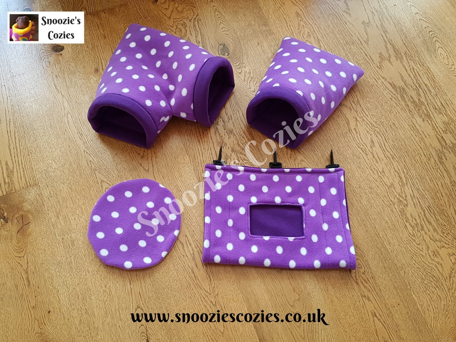 MATCHING SET Custom Order - Choose all of the items you'd like to be made in the same fleeces in one place