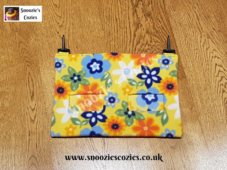Double Haybag - Yellow Flowers
