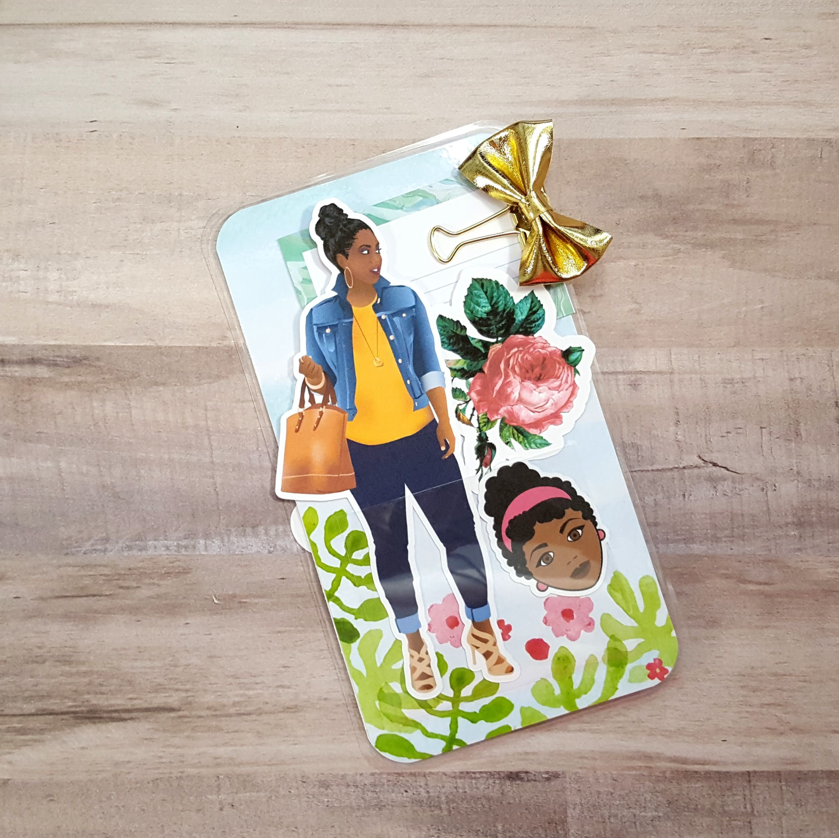 Tropical Slay Personal Size Loaded Page Marker 20171111-06