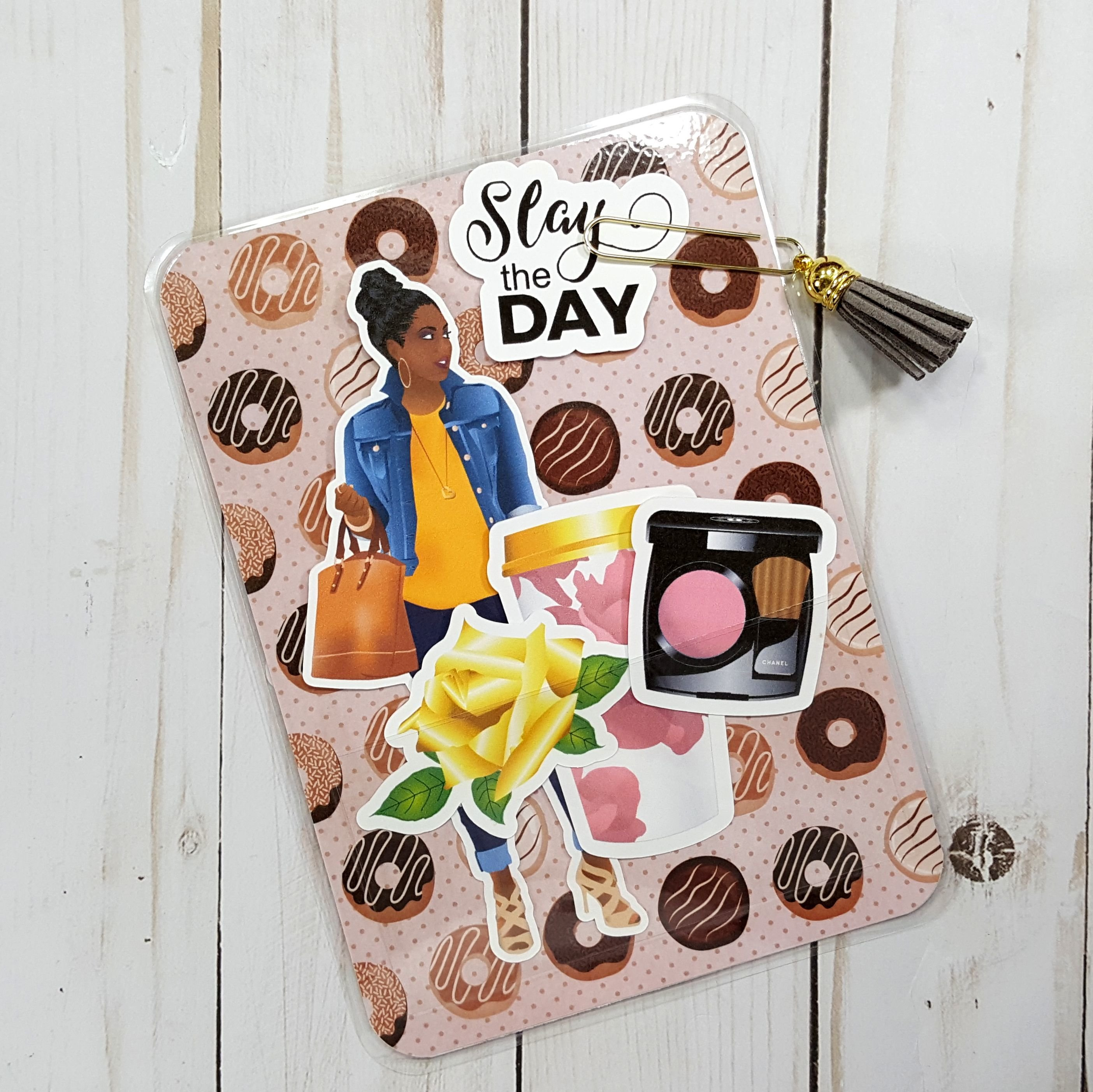 Donuts B6 Loaded Page Marker 20171120-01