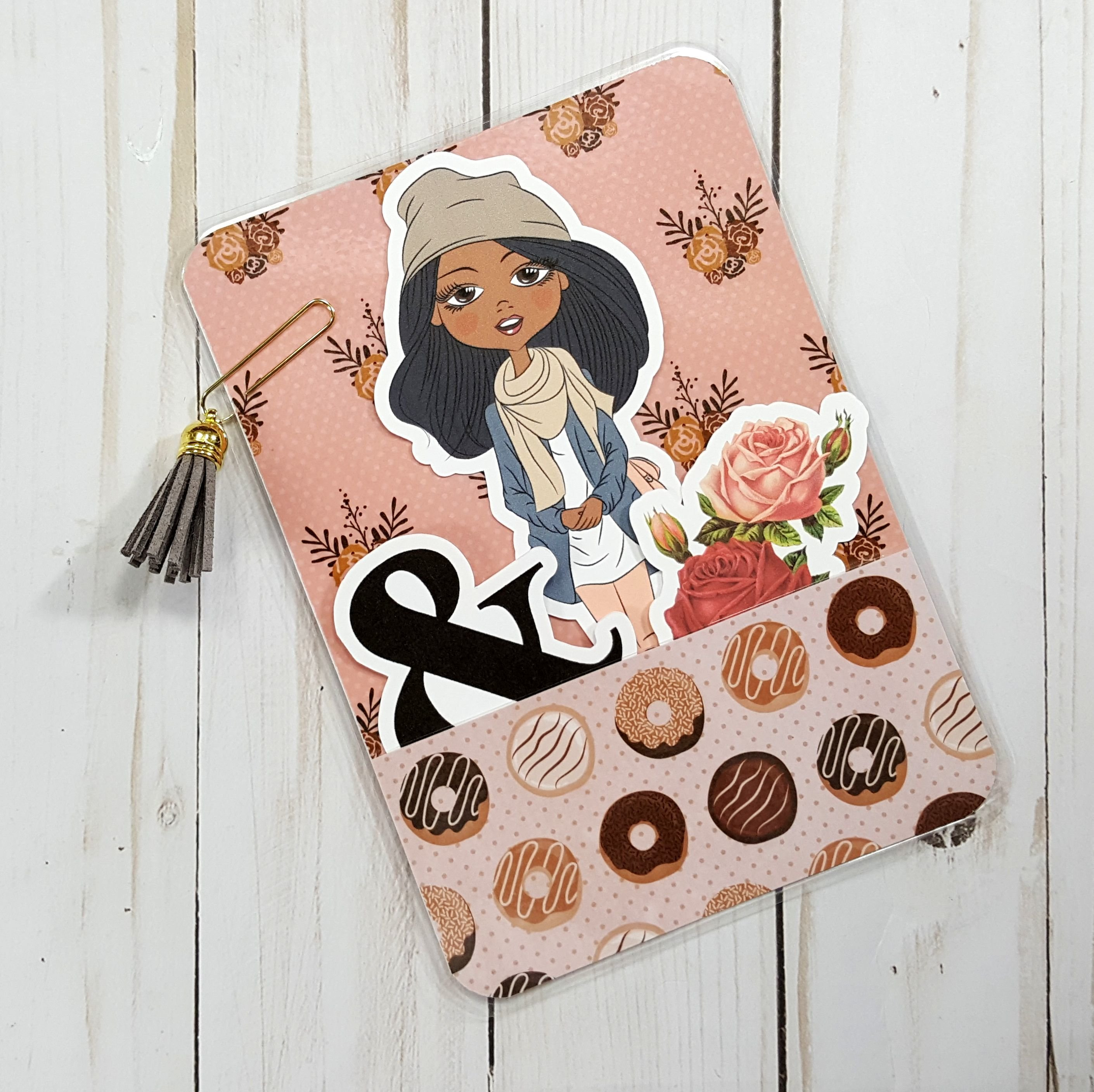 Donuts B6 Loaded Page Marker
