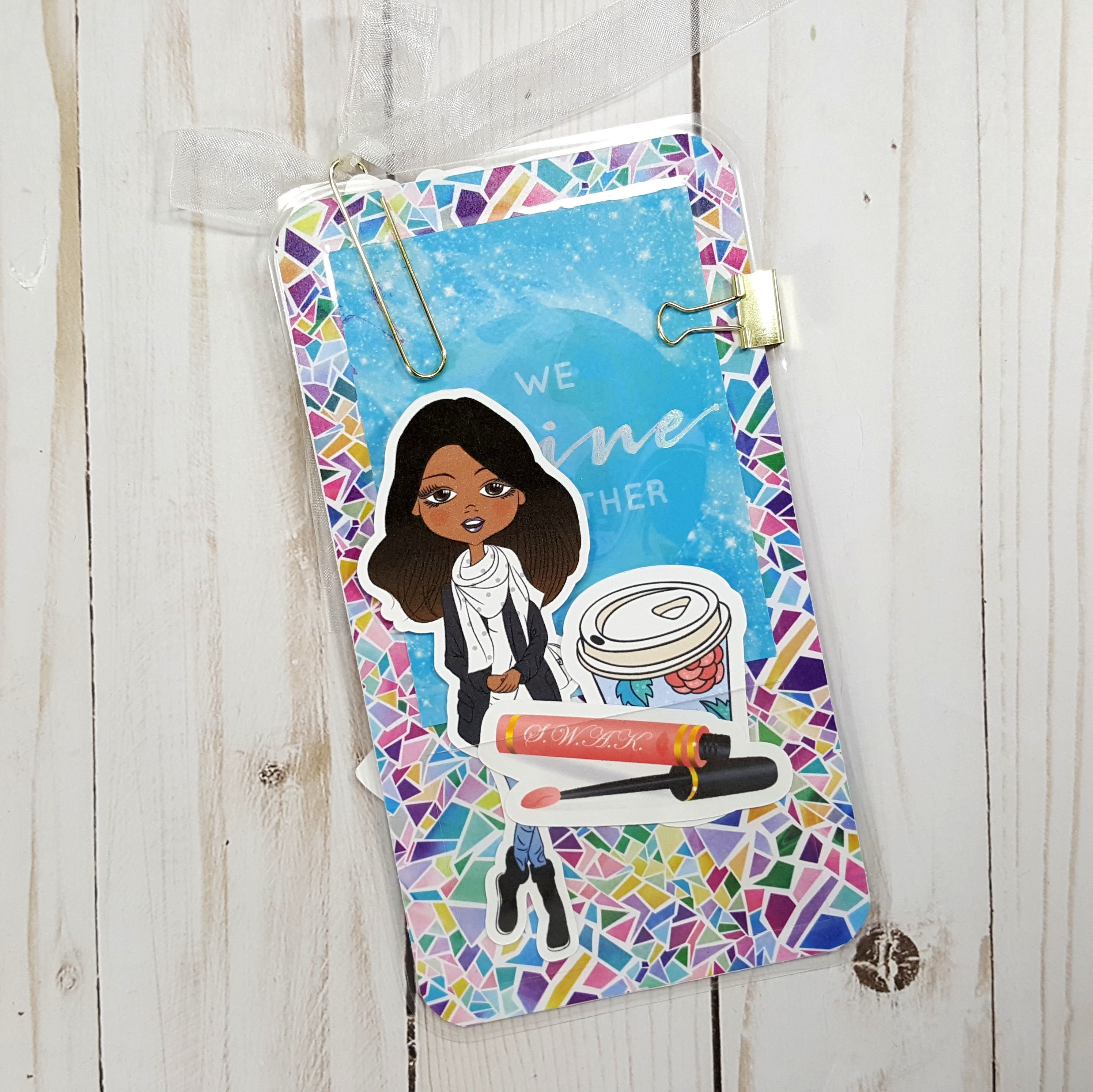 We Shine Together Personal Size Loaded Page Marker