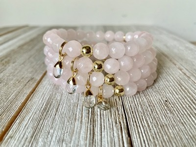 Unconditional Love - Rose quartz