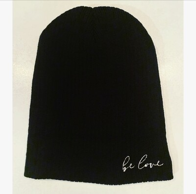'be love' slouch toque