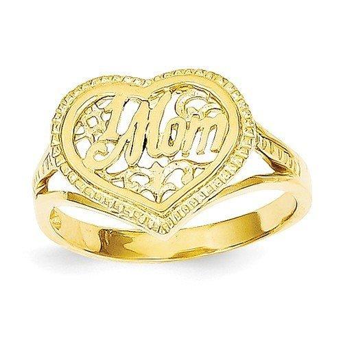 14KY #1 Mom Ring