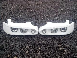Sport headlights for TOYOTA Levin/Trueno AE111 from Fiberglass