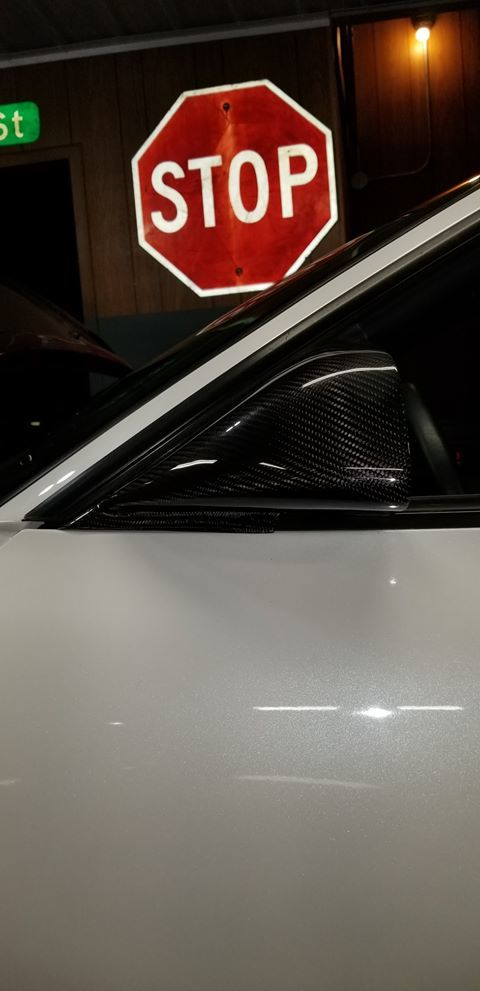 TTE Mirrors from Carbon Fiber for TOYOTA Celica  ST 182, ST 183, ST 185 GT4