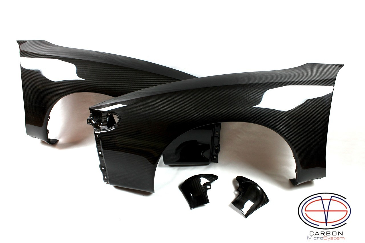 Front fenders for Toyota Celica ST18 from Carbon Fiber 2019-11