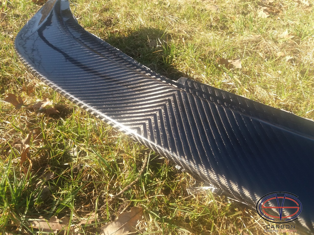 Spoiler for Toyota Gt86, Subaru BRZ, Scion FR-S from Carbon Fiber