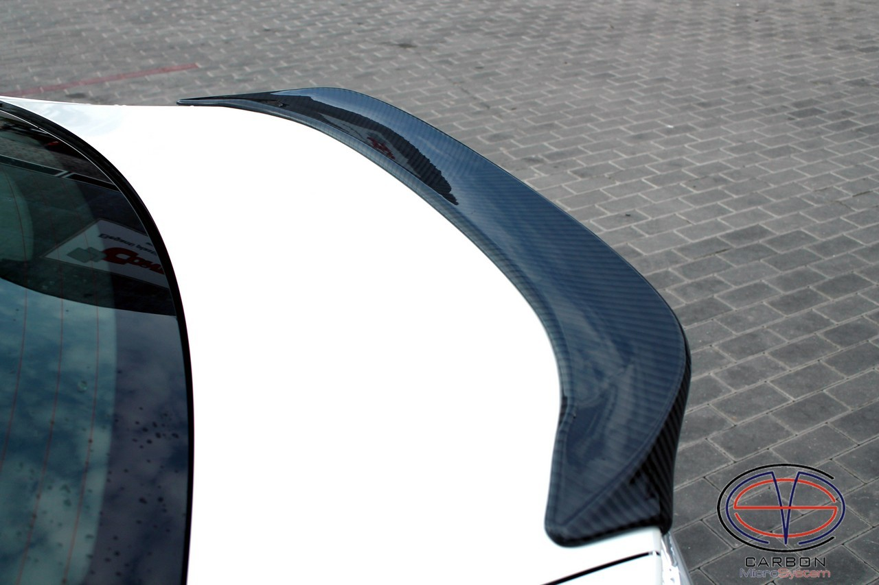 Spoiler for Toyota Gt86, Subaru BRZ, Scion FR-S from Carbon Fiber 2019-14