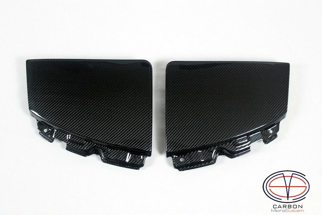 Headlight cover from Carbon Fiber for TOYOTA Celica  ST 182, ST 183, ST 185 GT4
