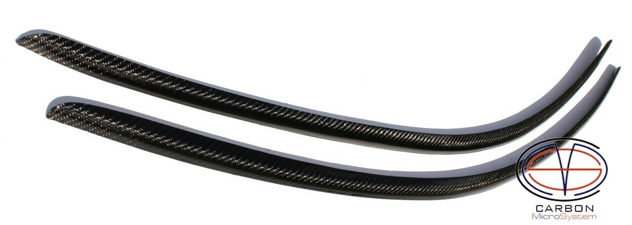 Window Wind Deflectors from Carbon Fiber for TOYOTA Celica  ST202, ST205, GT4