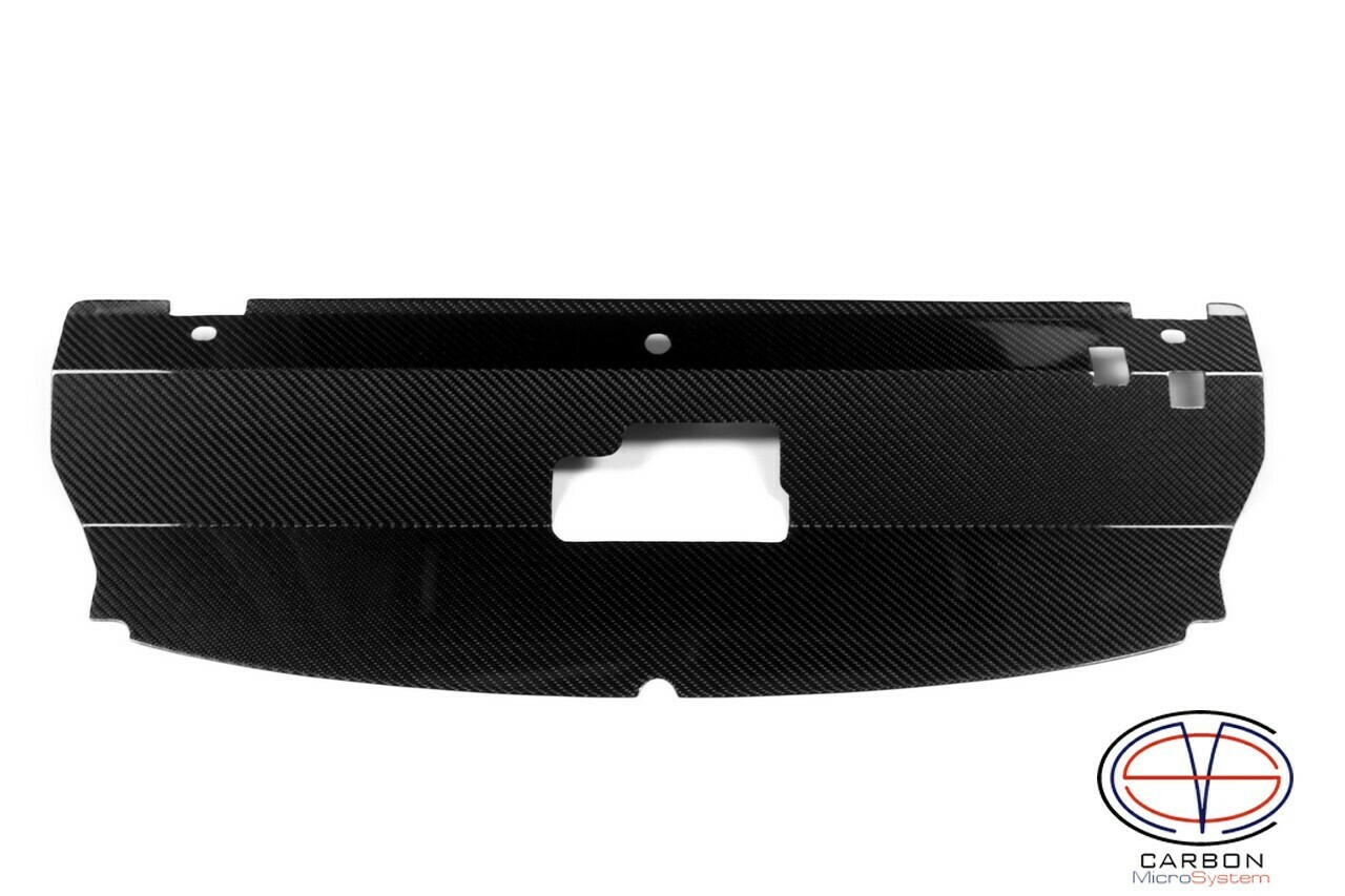 Radiator cooling panel from Carbon Fiber for TOYOTA Levin/Trueno AE110, AE111